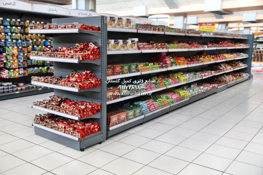قفسه بندی فروشگاهی قفسه فلزی فروشگاهی قفسه فروشگاهی نصب قفسه فروشگاهی قیمت قفسه فروشگاهی